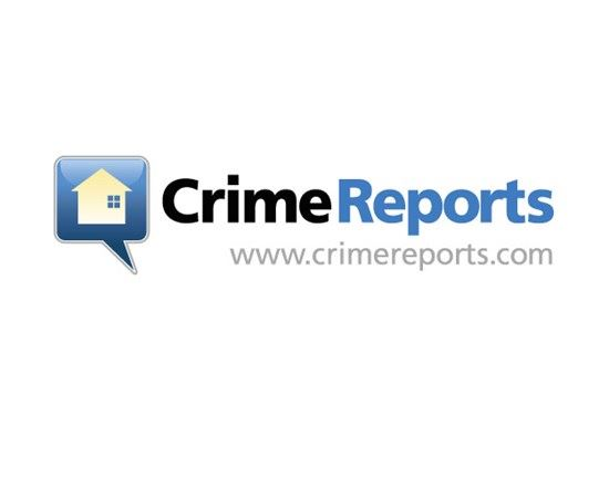 Crime Reports.com website