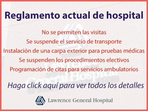 Hospital operations update ES
